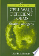 Cell Wall Deficient Forms Third Edition book