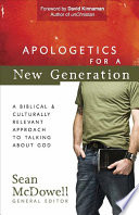 Apologetics for a New Generation