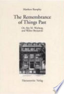 The Remembrance of Things Past Book PDF