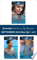 Harlequin Medical Romance September 2018 Box Set 1 Of 2