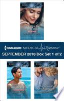 Harlequin Medical Romance September 2018 Box Set 1 Of 2