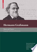 Hermann Graßmann – Roots and Traces