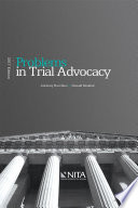 Problems in Trial Advocacy