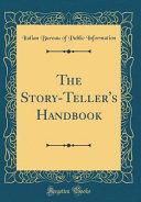 The Story Teller S Handbook Classic Reprint