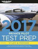 Private Pilot Test Prep 2017