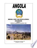 Angola Mining Laws and Regulations Handbook