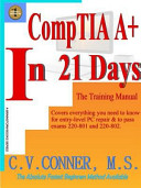 Comptia A  in 21 Days   Training Manual