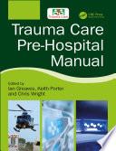 Trauma Care Pre Hospital Manual Book PDF