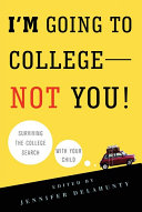 I m Going to College   Not You