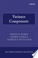 Variance Components