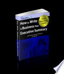 How to Write a Business Plan Executive Summary    and Raise Insane Amounts of Capital