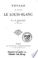 Voyage du ballon le Louis-Blanc