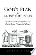 God   S Plan for Abundant Living