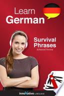 Learn German   Survival Phrases German  Enhanced Version