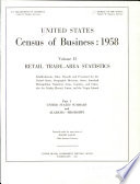 United States Census of Business  1958