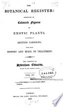 The Botanical Register : ...