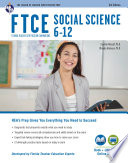 FTCE Social Science 6 12  037  Book   Online