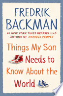 Book Things My Son Needs to Know about the World
