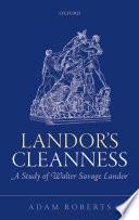 Landor s Cleanness Book PDF