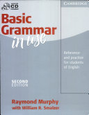 Basic grammar in use : self-study reference and practice for students of English. Student's book
