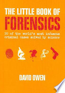 Little Book of Forensics