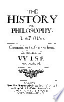 The History of Philosophy  in Eight Parts