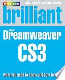 Brilliant Adobe Dreamweaver Cs3