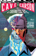 Cave Carson Has a Cybernetic Eye Vol  1  Going Underground