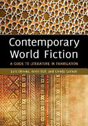 Contemporary World Fiction Opportunity To Hear From Learn About And