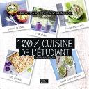 100  cuisine de l   tudiant