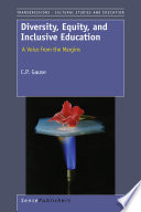Diversity  Equity  and Inclusive Education  A Voice from the Margins