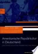 Amerikanische Popul  rkultur in Deutschland