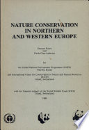 illustration Nature Conservation in Northern and Western Europe