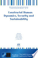 Constructal Human Dynamics  Security and Sustainability