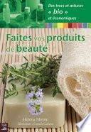 Faites vos produits de beaut