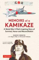 Memoirs of a Kamikaze Book
