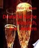 Deutsche K  che   klassisch  fein   modern
