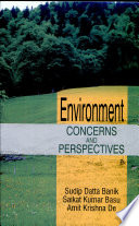 Environment Concerns And Perspectives