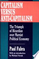 Capitalism Versus Anti Capitalism