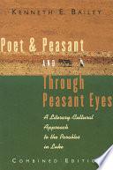 Poet   Peasant and Through Peasant Eyes
