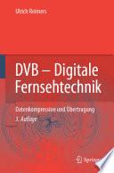 DVB   Digitale Fernsehtechnik