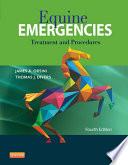 Equine Emergencies E-Book