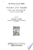 Poems and Tales from the Writings of Edgar Allan Poe