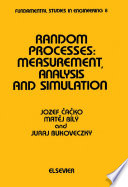 Random Processes  Measurement  Analysis and Simulation