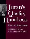 Juran s Quality Handbook