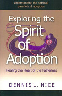 Exploring the Spirit of Adoption