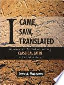 I Came  I Saw  I Translated