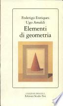 Elementi di geometria