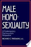 Male Homosexuality