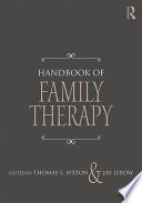 Handbook of Family Therapy State Of Family Therapy But The Nature